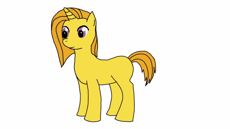 un poney #2