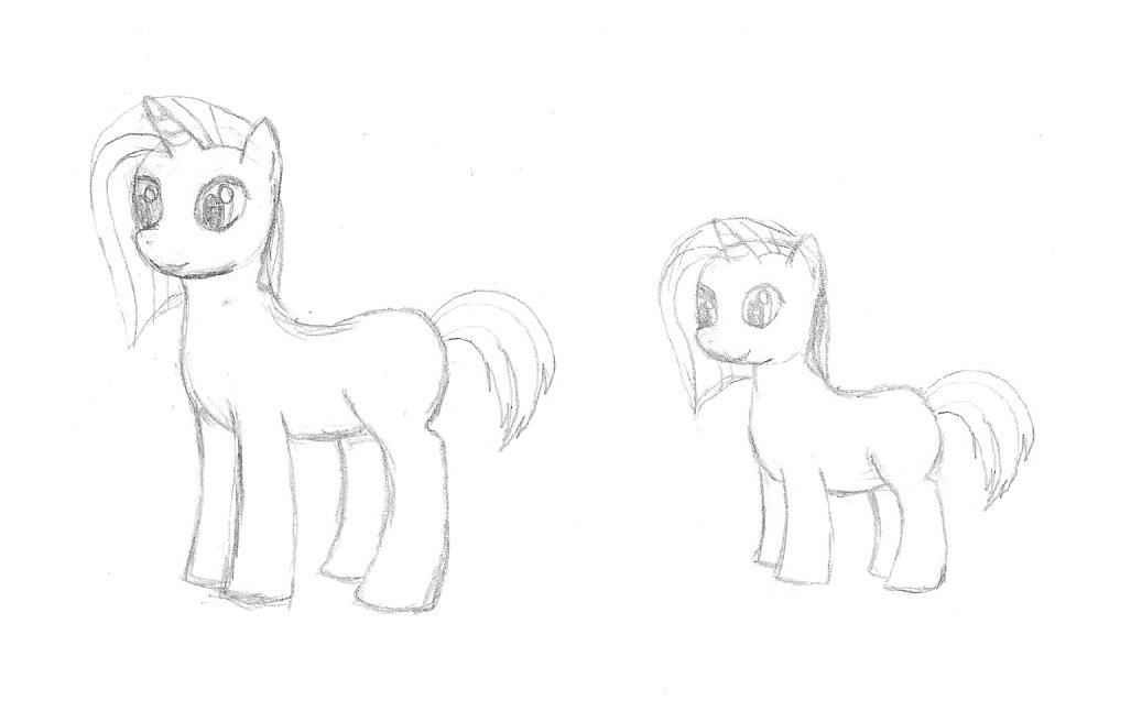 a pony #1